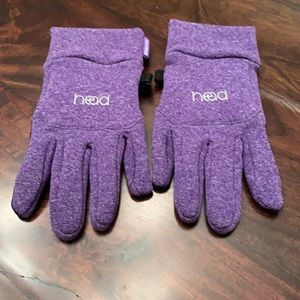 Head lightweight youth gloves with sensatec